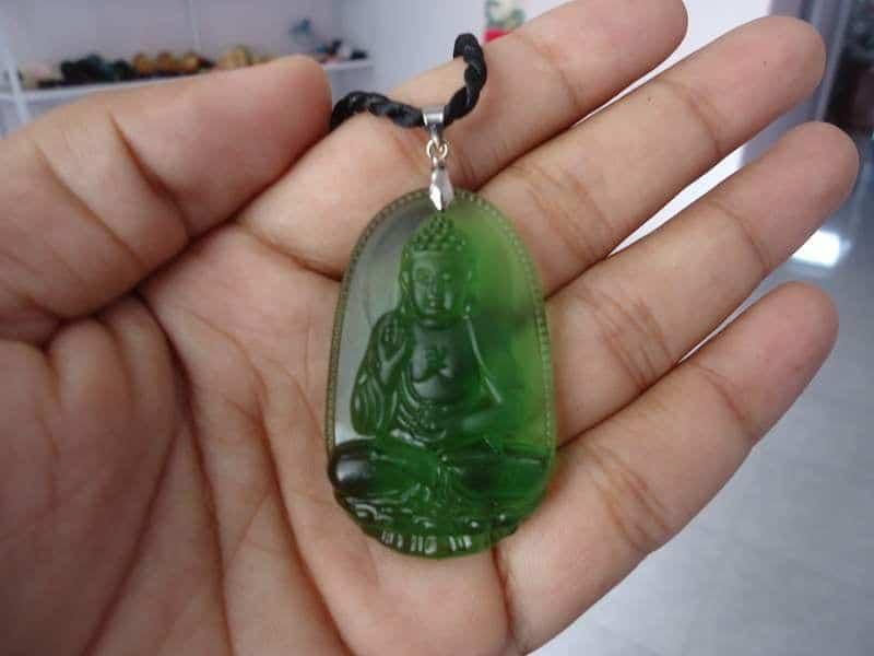 Vậy Phật bản mệnh Cẩm thạch