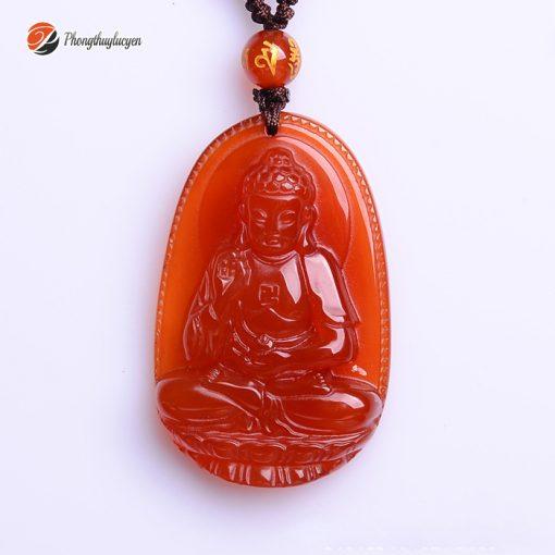 Phật A Di Đà Mã Não