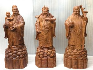Giới thiệu về tam tiên – Phúc Lộc Thọ