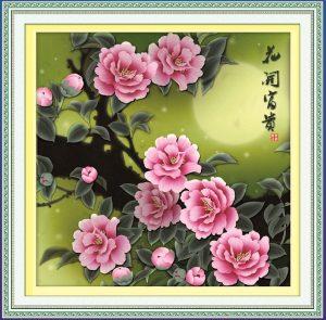 Ý nghĩa của hình tượng hoa mẫu đơn