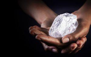 Viên kim cương Lesedi la Rona