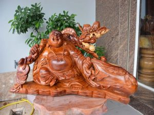Một số điều cấm kỵ khi trưng Tượng Phật Di Lặc trong nhà
