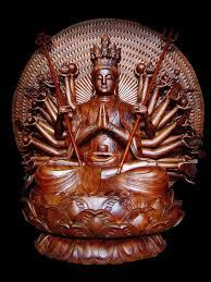 Hướng dẫn cách bài trí tượng gỗ Quan Thế Âm Bồ Tát